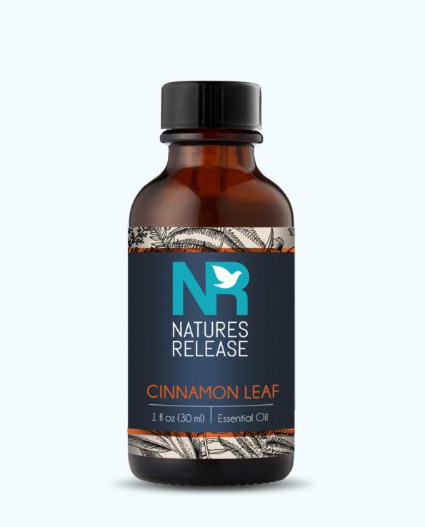 Cinnamon Leaf Oil (1 fl oz. / 30 ml)