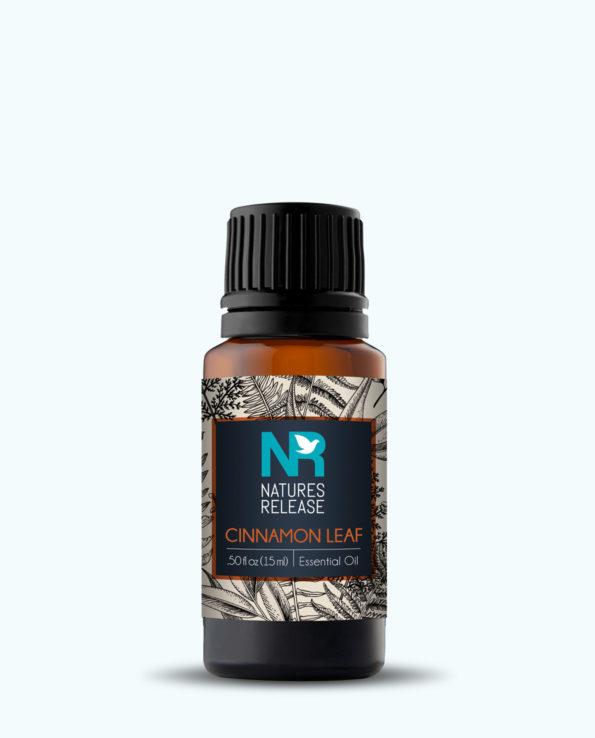Cinnamon Leaf Oil (0.5 oz. / 15 ml)