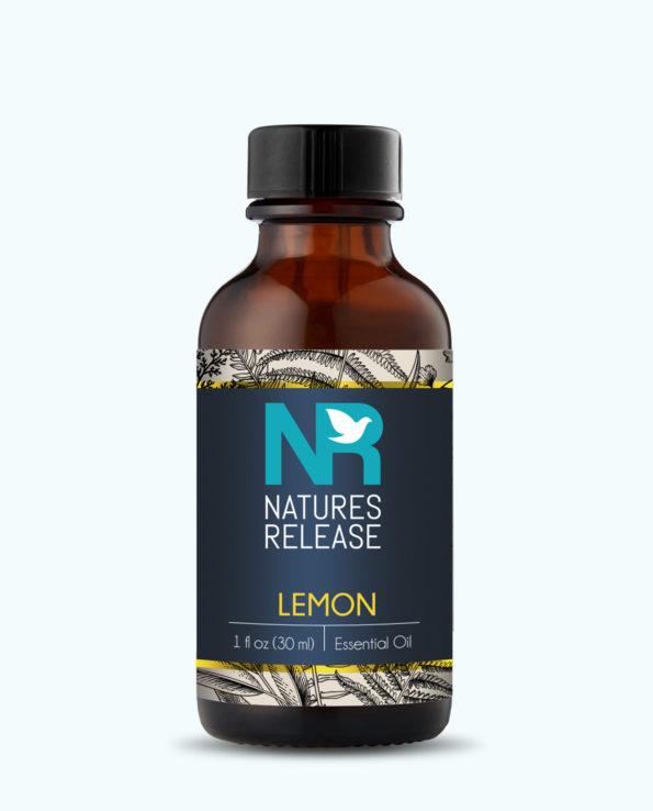 Lemon Oil (1 fl oz. / 30 ml)