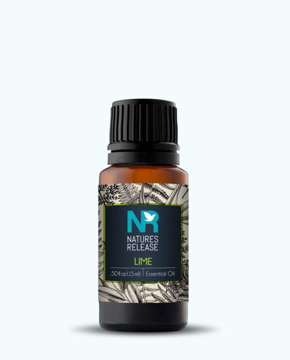 Lime Oil (0.5 oz. / 15 ml)