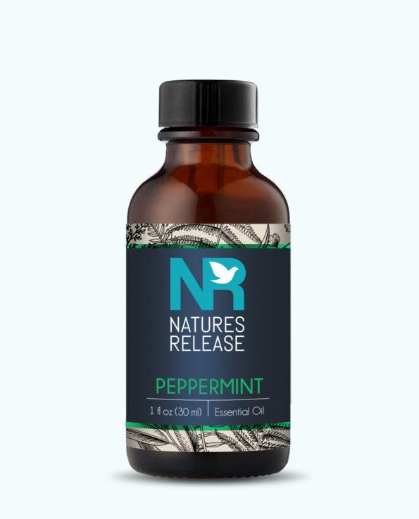 Peppermint Oil (1 fl oz. / 30 ml)