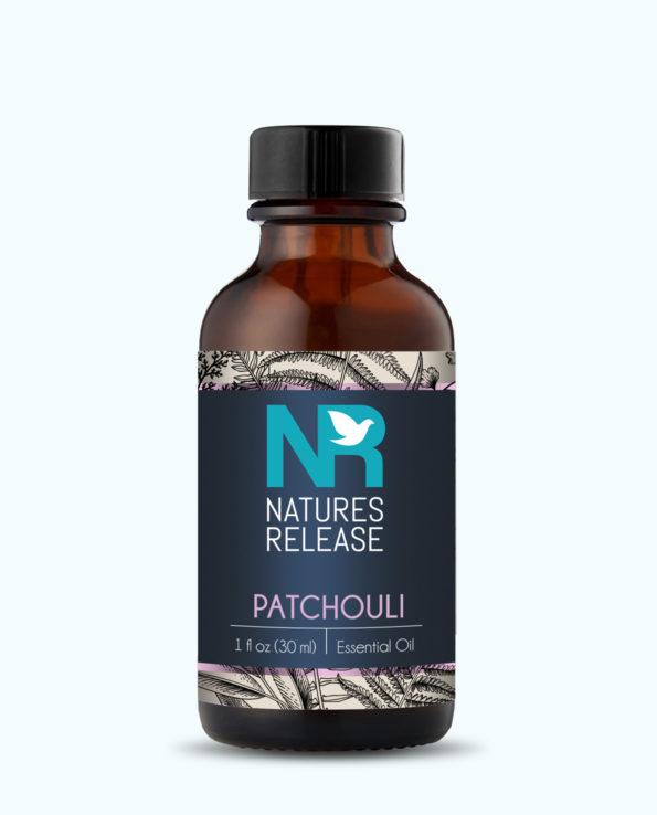 Patchouli Oil (1 fl oz. / 30 ml)