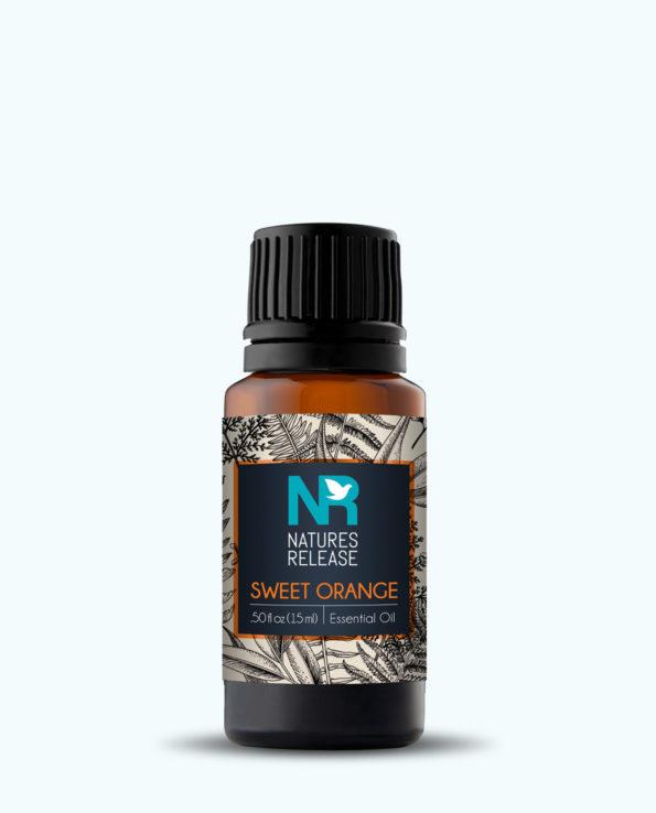 Sweet Orange Oil (0.5 oz. / 15 ml)