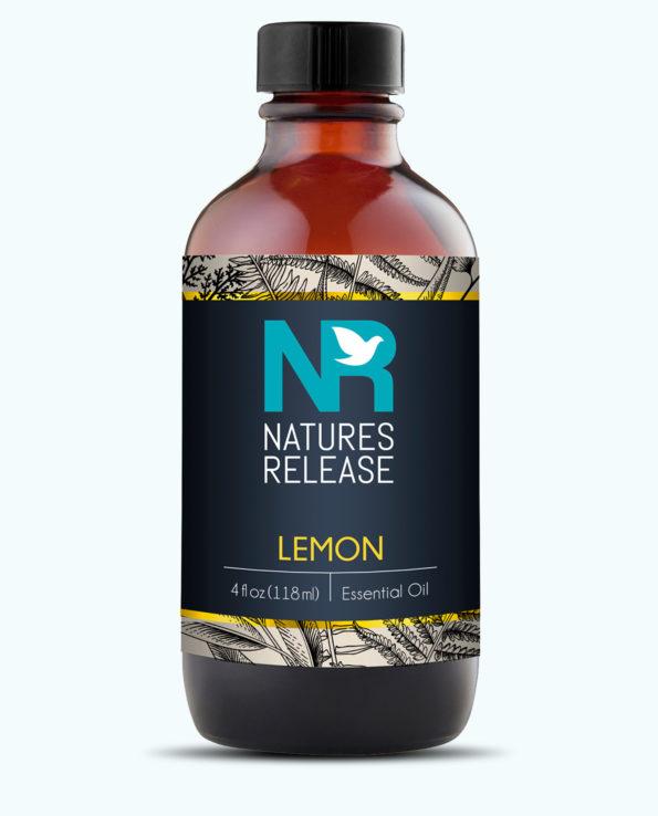 Lemon Oil (4 oz. / 118 ml)